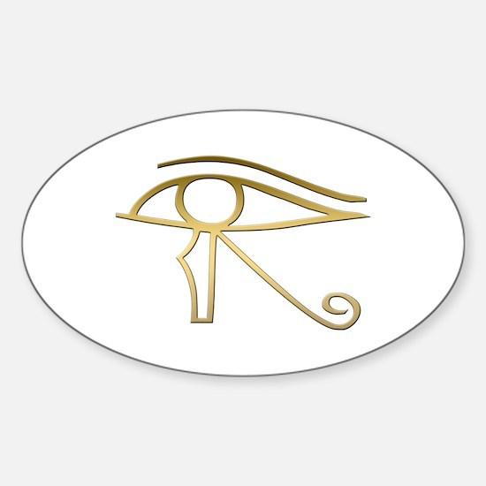 Eye of Horus Egyptian symbol Decal