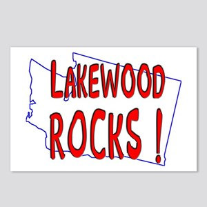 Lakewood Rocks ! Postcards (Package of 8)