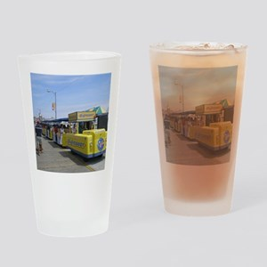 Watch the Tram Car  Drinking Glass