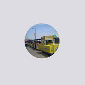 Watch the Tram Car  Mini Button
