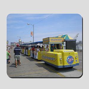 Watch the Tram Car  Mousepad