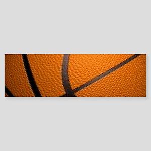 Basketball Sports Bumper Sticker