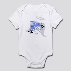 Blue Baby Drums Infant Bodysuit