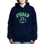 O Snap Women's Hooded Sweatshirt