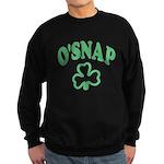 O Snap Sweatshirt