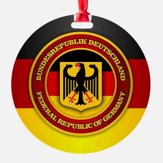 Deutschland Emblem Ornament