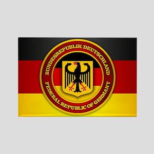 Deutschland Emblem Magnets