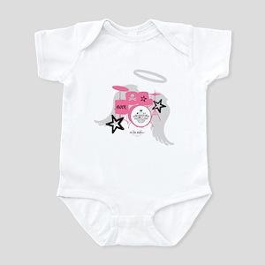 Pink Baby Drums Infant Bodysuit