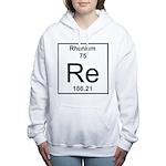 75. Rhenium Women's Hooded Sweatshirt