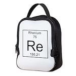 75. Rhenium Neoprene Lunch Bag