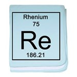 75. Rhenium baby blanket
