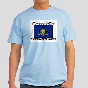 Forest Hills Pennsylvania Light T-Shirt