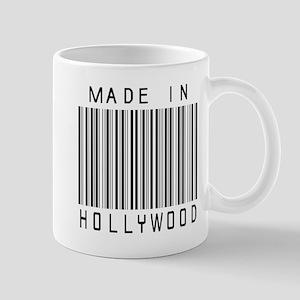 Hollywood barcode Mugs