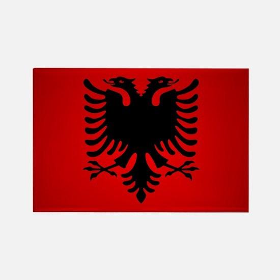 Albania v1 Magnets