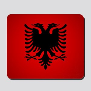 Albania v1 Mousepad