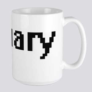 Actuary Retro Digital Job Design Mugs