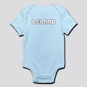 Leland Infant Bodysuit