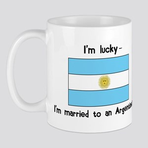 Married to an Argentinean Mug
