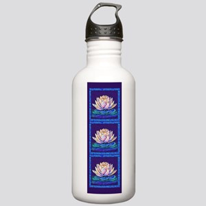 LOTUS BLOSSOMS Stainless Water Bottle 1.0L