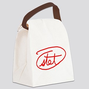 Stet Canvas Lunch Bag