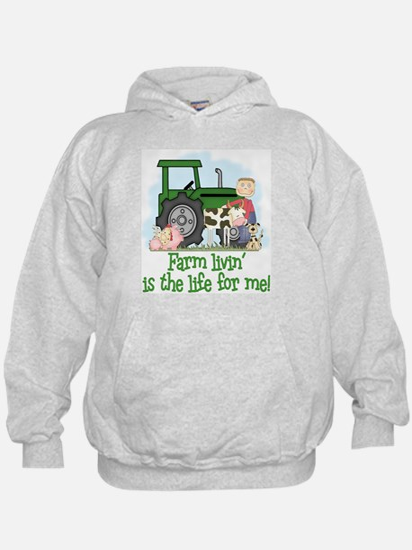 Farm Livin' (Boy) Hoodie