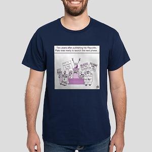 Plato's Campaign Dark T-Shirt