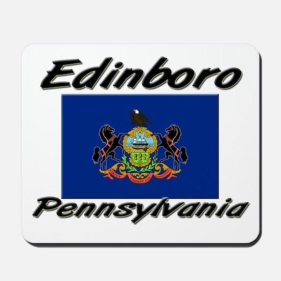 Edinboro Pennsylvania Mousepad