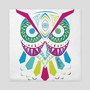 3rd Eye Awaken Owl Queen Duvet