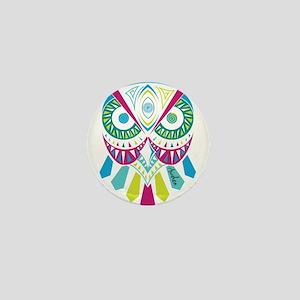 3rd Eye Awaken Owl Mini Button