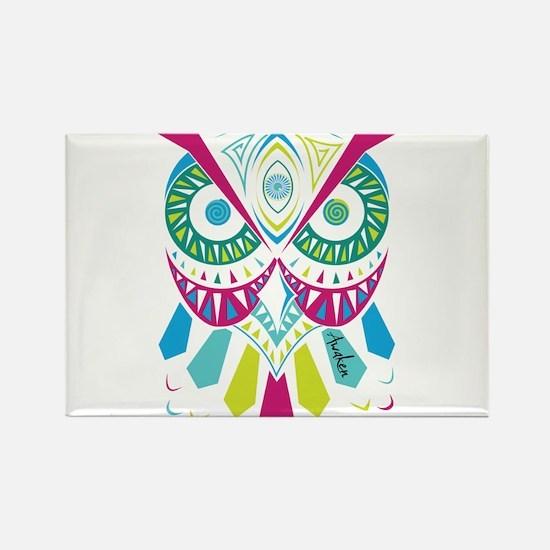 3rd Eye Awaken Owl Magnets