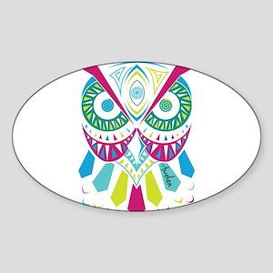 3rd Eye Awaken Owl Sticker