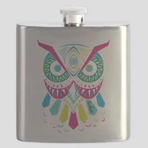 3rd Eye Awaken Owl Flask
