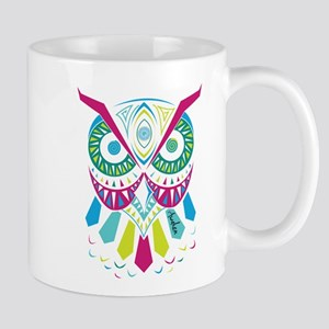 3rd Eye Awaken Owl Mugs