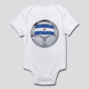 Argentina Futbol Infant Bodysuit