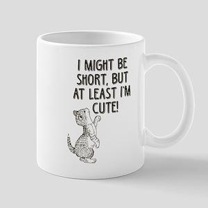 Short and Cute Mugs