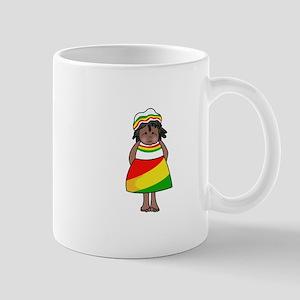 AFRICAN CHILD Mugs