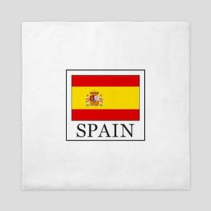 Spain Queen Duvet