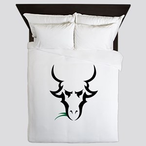 TRIBAL GOAT Queen Duvet