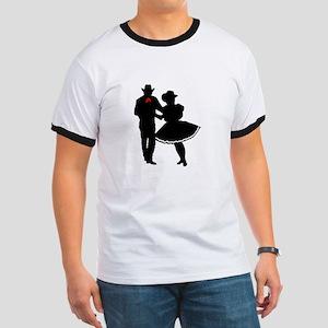 SQUARE DANCERS T-Shirt