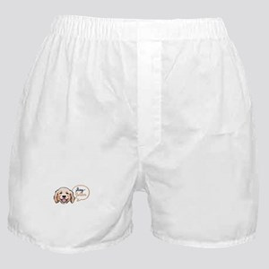 STAY GOLDEN Boxer Shorts