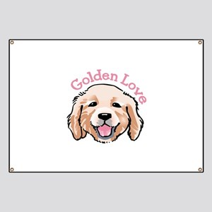 GOLDEN LOVE Banner