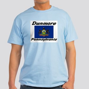 Dunmore Pennsylvania Light T-Shirt