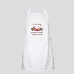 BLANKET OF LOVE Apron