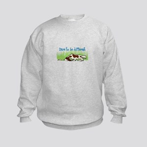 DARE TO BE DIFFERENT Sweatshirt