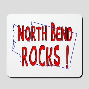 North Bend Rocks ! Mousepad