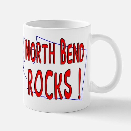 North Bend Rocks ! Mug