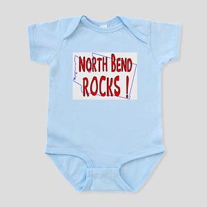 North Bend Rocks ! Infant Bodysuit