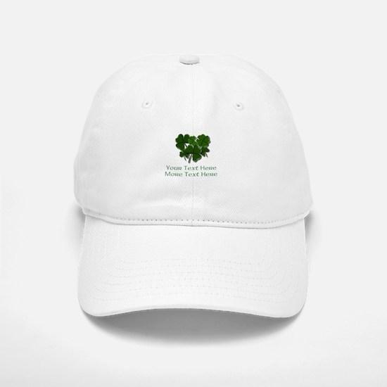 Design Your Own St. Patricks Day Item Baseball Baseball Baseball Cap