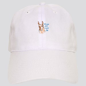 SPIT IN YOUR LIFE Baseball Cap