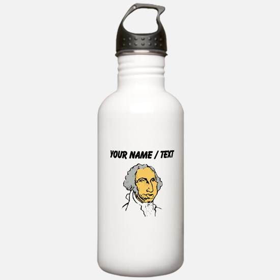 George Washington (Custom) Water Bottle